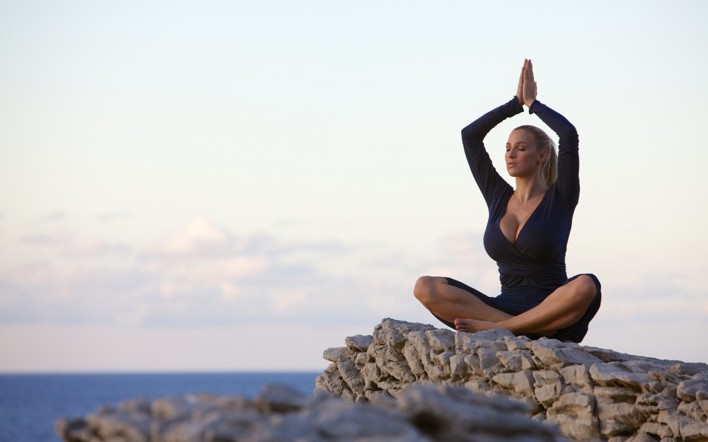 Yoga for stamina and flexibility