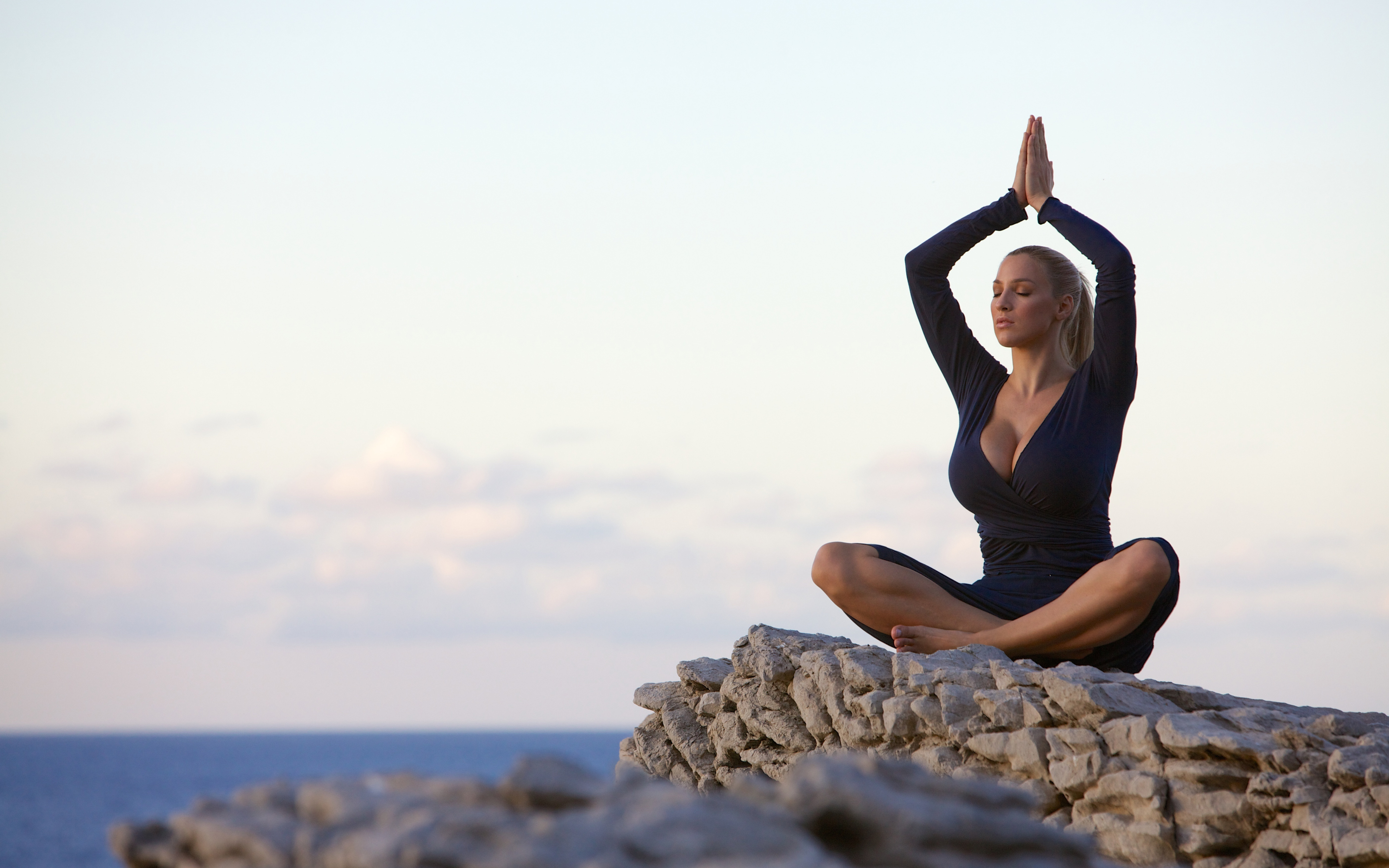 Yoga for stamina and flexibility
