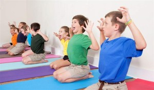 Children Yoga Benefits