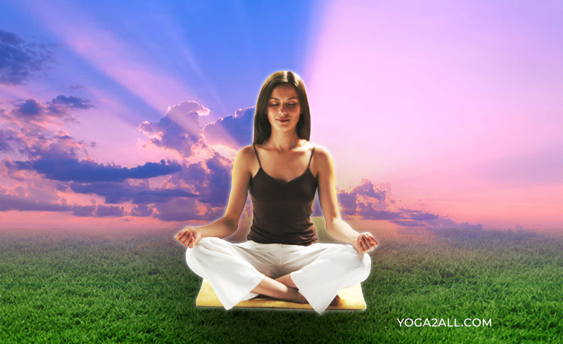 Raja Yoga the cultivation of the viewer's mind