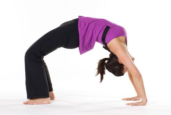 Wheel Pose Yoga, yoga pose