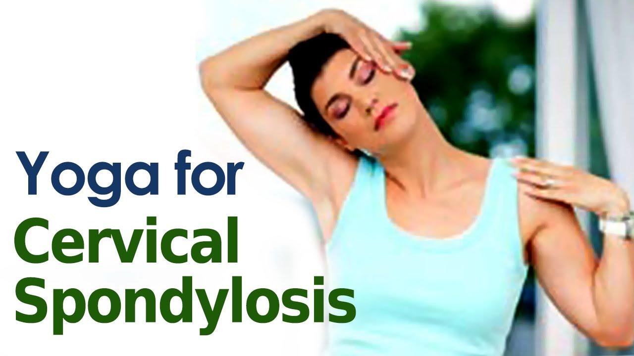 yoga Pose for Cervical Spondylosis