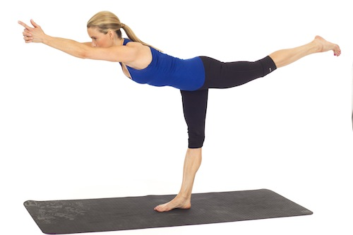 Asana, warrior yoga, health benefit