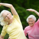 Exercise for old