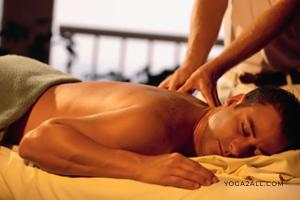 Olive Oil Body Massage