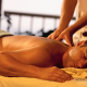 Olive Oil Body Massage