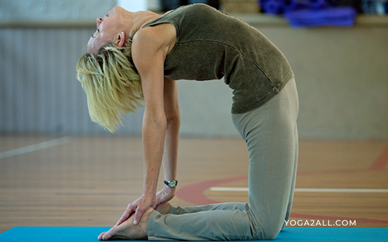 Yoga for sexual health