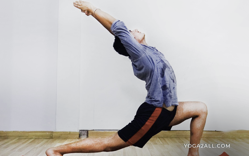 Virabhadrasana / Warrior Pose