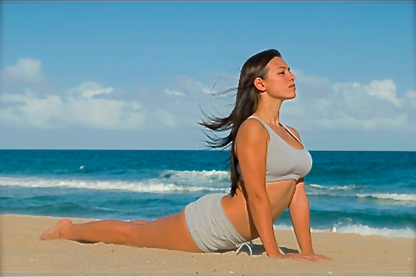 Cobra pose helps you cure join pain issue