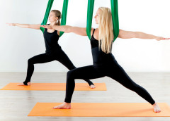 What Is Aerial Yoga And What Are The Benefits Of Aerial Yoga
