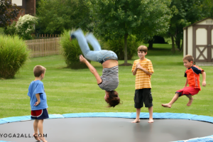 Trampoline Therapy