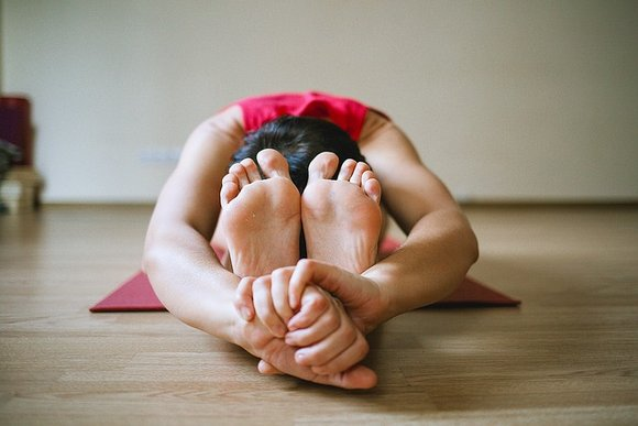 Yoga for Foot Pain