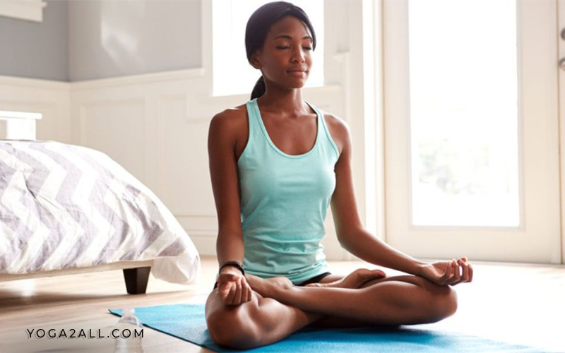 Meditative Pose