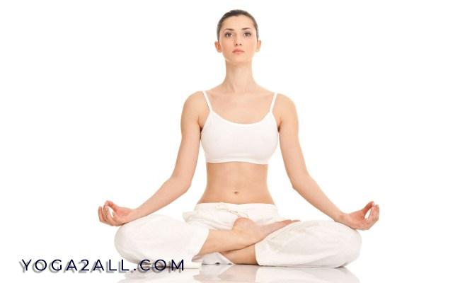 Lotus Pose Yoga