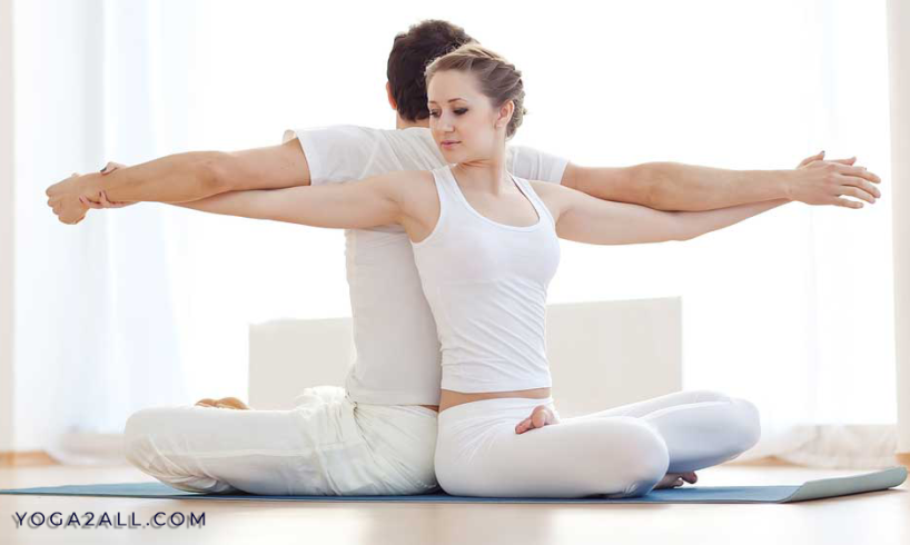 Yoga for better sex life