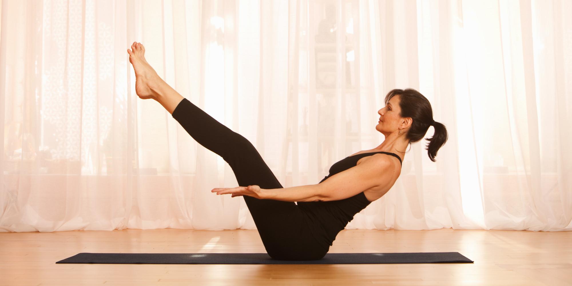 Yoga Asana For Abs