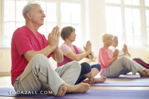 Yoga for Alzheimer