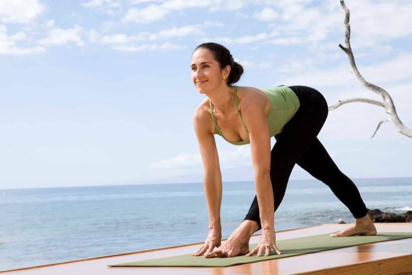 Yoga for Zero Figure