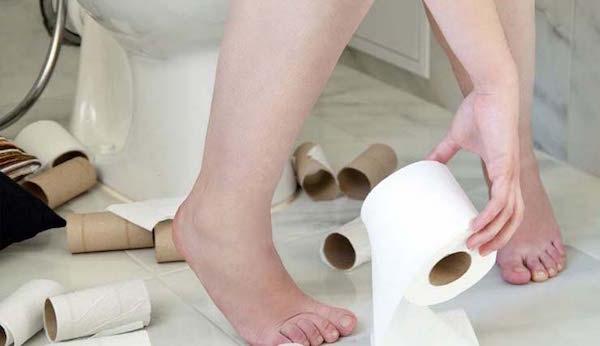 Change in bowel or bladder habits