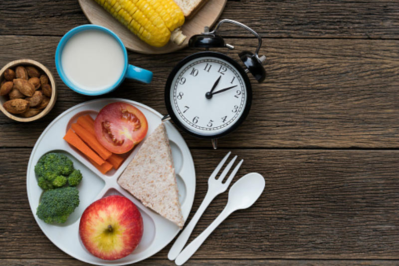 Fasting and Aging