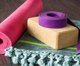 Yoga Props Benefits