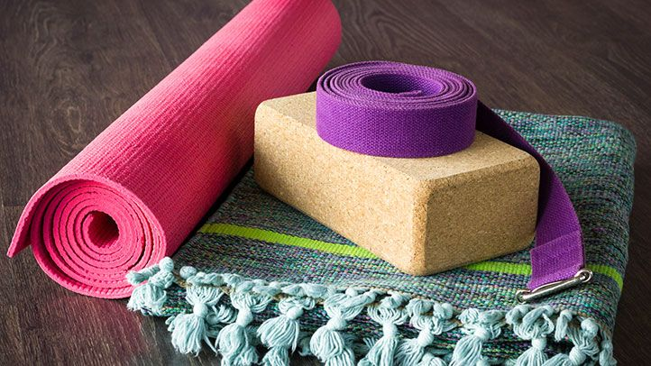Yoga Props Benefits