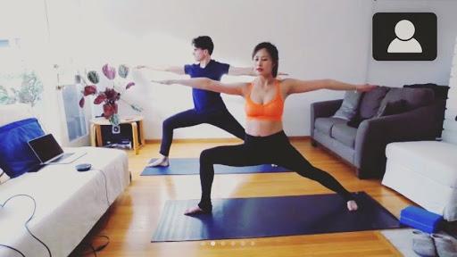 Virtual Yoga Lessons