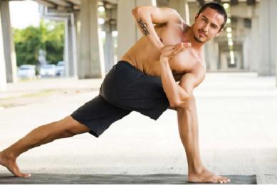 MMA and Yoga
