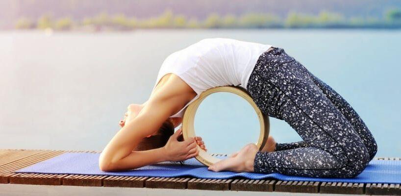 Benefits of using yoga wheel